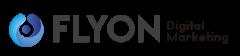 Flyon Marketing Digital Logo